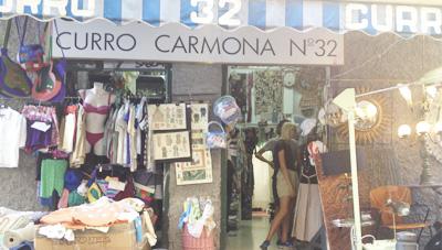 Comprar telas en Curro Carmona