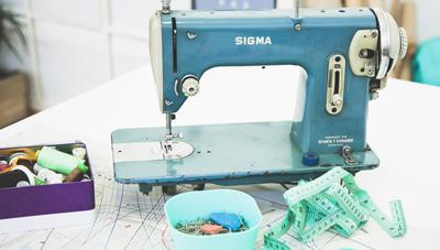 Materiales y utiles para coser