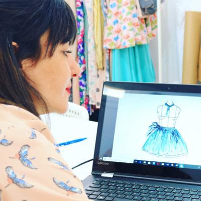 clases virtuales de costura